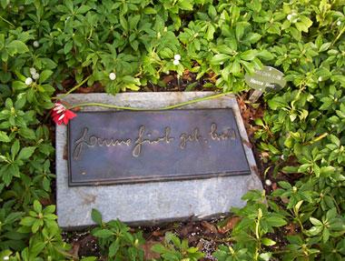 Grab von Hanne Hiob