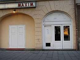 Kino Maxim, Landshuter Alle 33 in München-Neuhausen